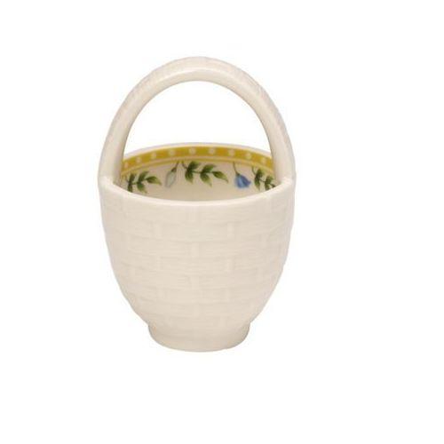 Villeroy & boch - spring fantasy koszyk porcelanowy wysokość: 10 cm (4003686324985)