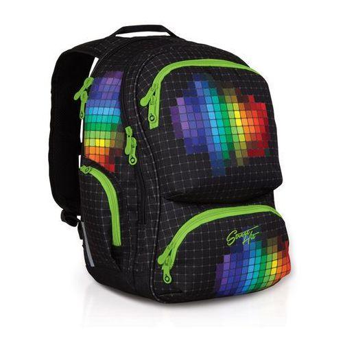 Plecak młodzieżowy hit 826 a - black marki Topgal. Najniższe ceny, najlepsze promocje w sklepach, opinie.