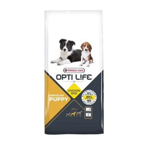 VERSELE-LAGA Puppy Medium Dla Szczeniąt Ras Średnich Drób 12,5 kg- RÓB ZAKUPY I ZBIERAJ PUNKTY PAYBACK - DARMOWA WYSYŁKA OD 99 ZŁ (5410340311547)
