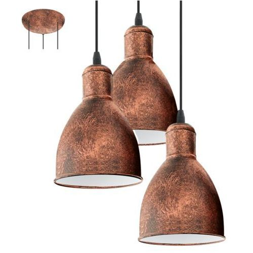 lampa wisząca 3x60W PRIDDY 1, EGLO 49493