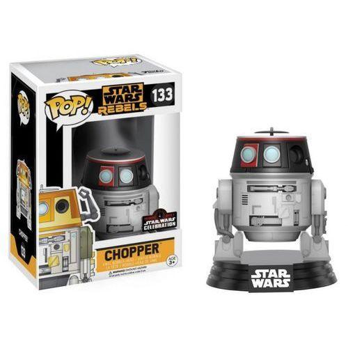 Figurka Funko Chopper - Pop! Vinyl: Filmy Gwiezdne Wojny: Rebelianci