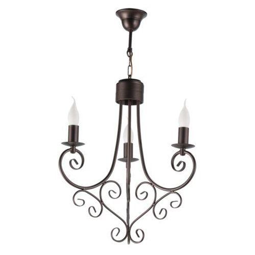 Lampa wisząca felicyta 3 nr 2246 marki Namat