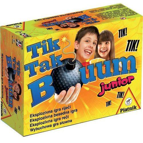 Tykająca bomba- wersja dla najmłodszych