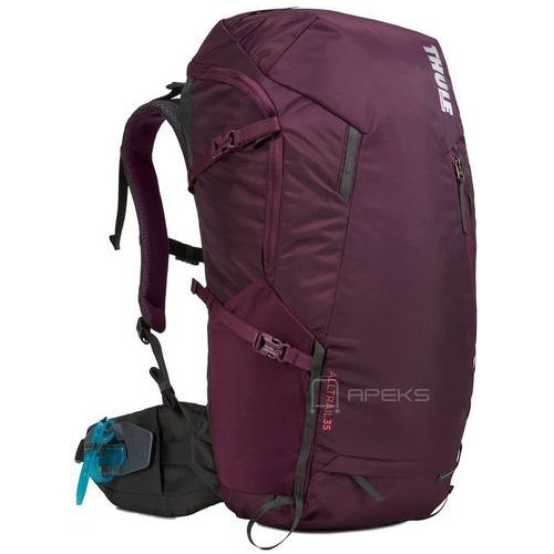 Thule alltrail 35l plecak damski turystyczny / podróżny / monarch - monarch
