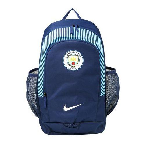 Nike Performance STADIUM MANCHESTER CITY Plecak midnight navy/field blue/white, BA5368