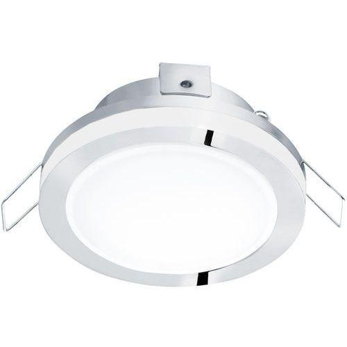 Oczko Eglo Pineda 1 95962 wpuszczane oprawa do wbudowania downlight 1x6W LED IP44 chrom, 95962