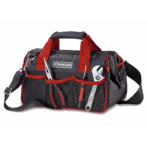 Parkside® zestaw narzędzi w torbie, 23 elementy (4056233845303)