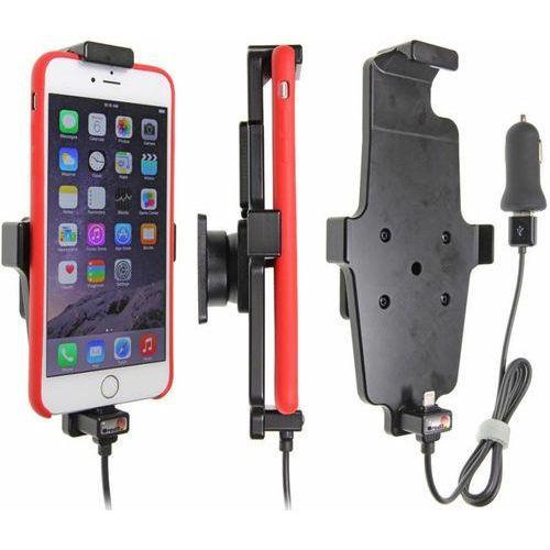 Uchwyt aktywny z kablem USB do Apple iPhone 8 Plus w futerale