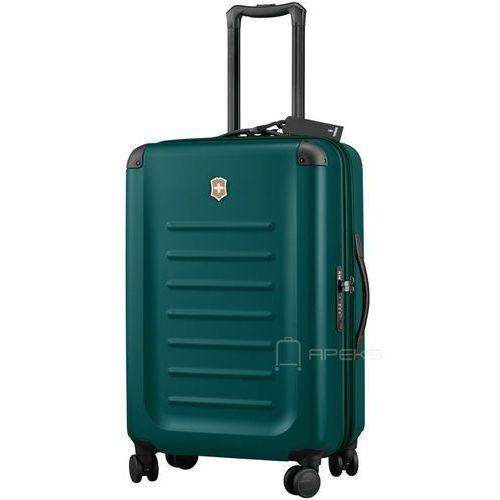 Victorinox Spectra™ 2.0 średnia walizka 69 cm / ciemnozielona - Evergreen (7613329044490)