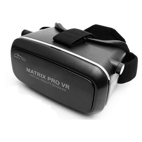 Gogle wirtualnej rzeczywistości matrix pro vr mt5510 marki Media-tech