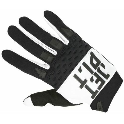 Rękawice Na Skuter Jet Pilot Matrix RX Race Glove-Full Finger 2019 White/Black, 2905_20190320201603