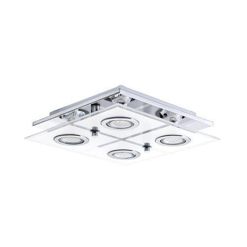 EGLO 30931 - LED Plafon CABO 4xGU10/3W LED, 30931