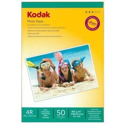 Papier fotograficzny KODAK 4R 180g 50 Arkuszy CAT 5740-803 (6932357408038)