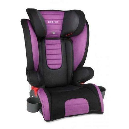 Diono fotelik monterey 2 purple 15-36 kg + przybornik