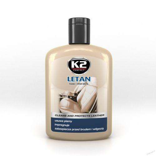K2  letan płyn do czyszczenia skóry 200ml