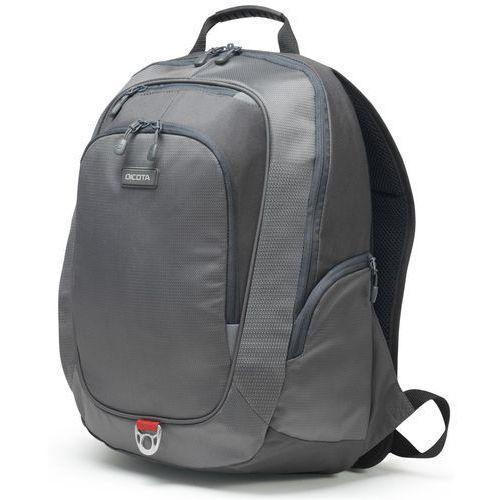 """Dicota Backpack Light 14"""" - 15.6"""" (szary) - produkt w magazynie - szybka wysyłka! (7640158662588)"""