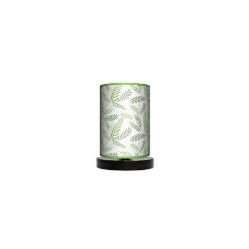 Lampa stojąca mała - zielone gałązki marki Lampy