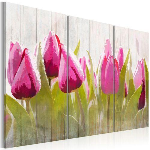 Artgeist Obraz - wiosenny bukiet tulipanów