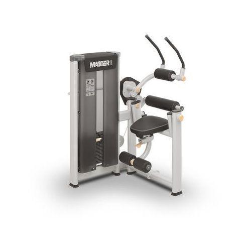 Maszyna do ćwiczeń mięśni prostych i skośnych brzucha bmm 05 marki Mastersport