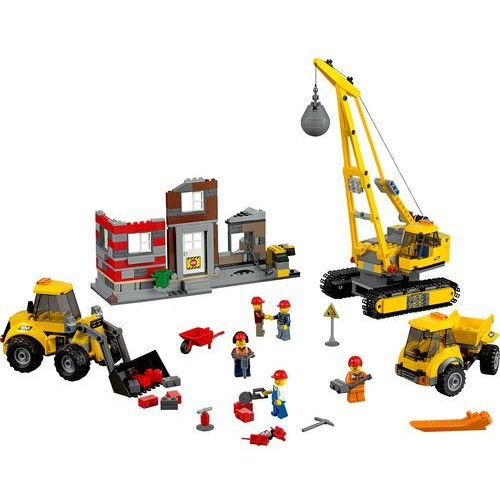 Lego CITY Rozbiórka 60076