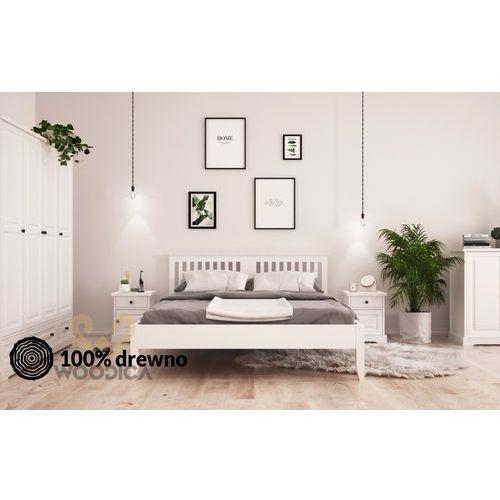 Łóżko parma 50 iii 180x200 marki Woodica