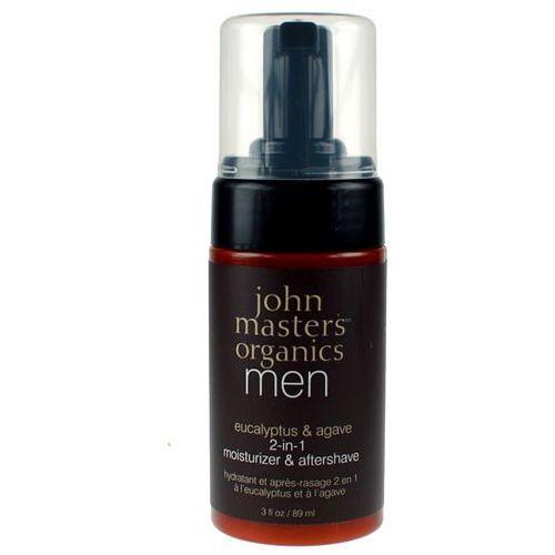 John Masters Men Krem nawilżający i po goleniu 2 w 1 dla mężczyzn 89ml - sprawdź w wybranym sklepie