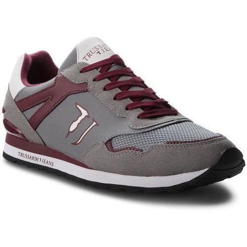 Trussardi jeans Sneakersy - 77a00109 e151