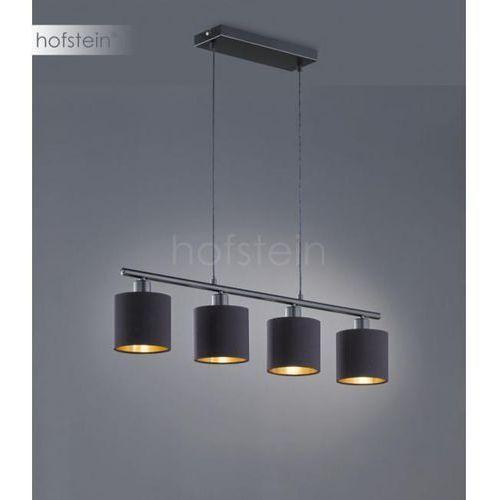 Reality Trio rl tommy r30334079 lampa wisząca zwis 4x28w e14 czarny (4017807389005)