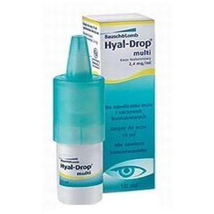Hyal Drop Multi 10 ml, 086