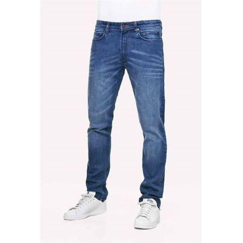 spodnie REELL - NOVA 2 Sapphire Blue Sapphire Blue (Sapphire Blue) rozmiar: 32/34