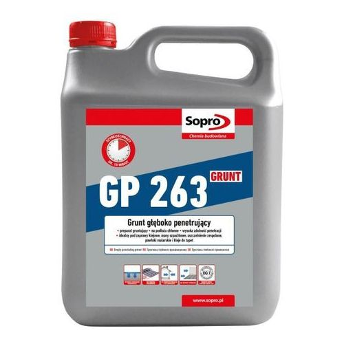 Grunt szybkoschnący Sopro GP263 1 kg, 263/1