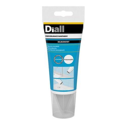 Silikon sanitarny Diall 150 ml bezbarwny (3663602854494)