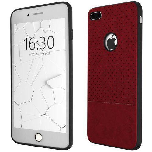 Etui back case drop do iphone 7/8 czerwony marki Qult
