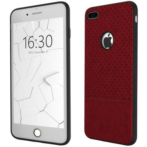 Etui QULT Back Case Drop do iPhone 7/8 Czerwony