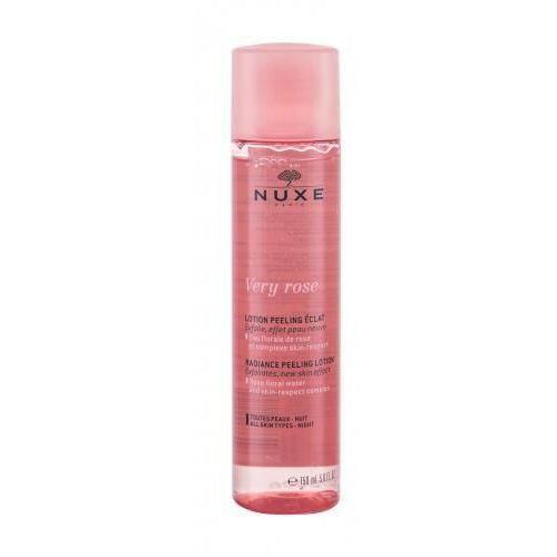NUXE Very Rose Radiance Peeling peeling 150 ml tester dla kobiet