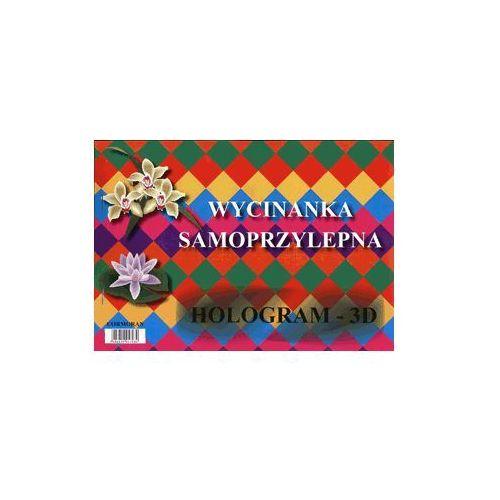 Cormoran Blok samoprzylepnego papieru hologramowego 3d a4 (5906609057023)