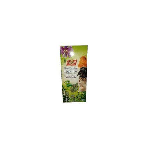 Vitapol smakers dla chomika - ogórek magic line 2szt [1173]