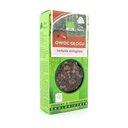 Herbatka Owoc Głogu BIO 100 g Herbata Dary Natury (5902741004208)
