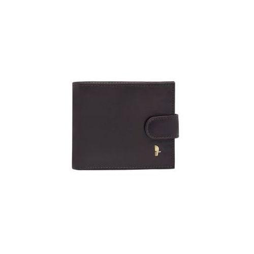 c3125cd6f7e7b portfel męski skórzany z kolekcji murano marki Puccini