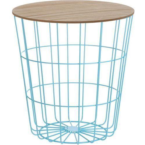 Stolik Suny - niebieski