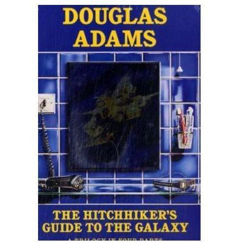 Hitchhiker's Guide to Galaxy, Douglas Adams