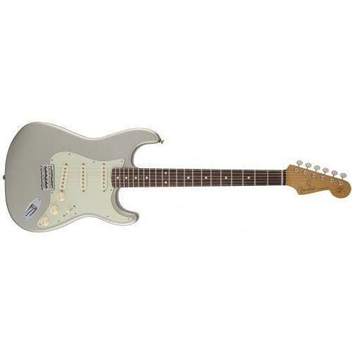 Fender Robert Cray Stratocaster RW Inca Silver gitara elektryczna
