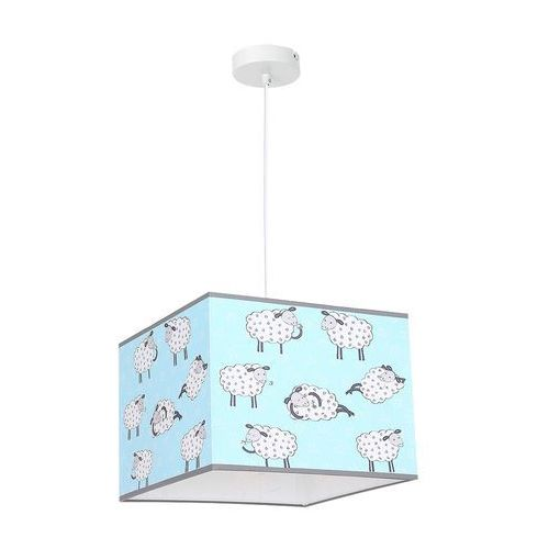 Luminex Lampa wisząca kid sheep 1 x 60 w e27 (5907565988000)