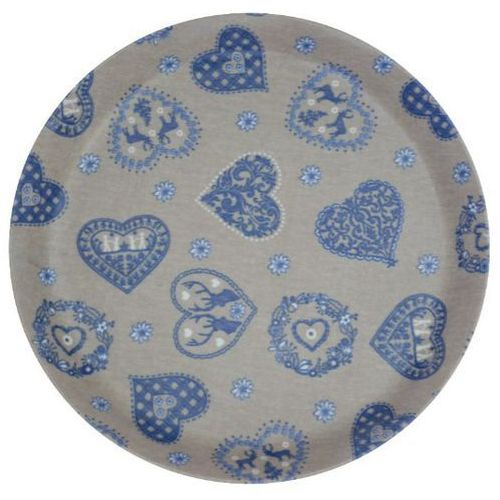 Taca VIVENZI Blue Heart (40 cm)