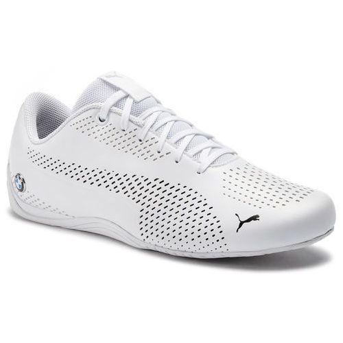 Sneakersy - bmw mms drift cat ultra 5 ii 306421 02 puma white/puma white, Puma, 44.5-46