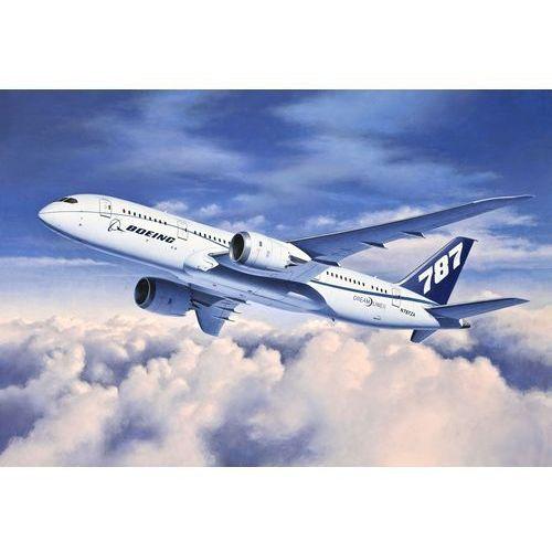 Model samolotu do sklejania 4261, boeing 787 - 8 dreamliner, 1:144 marki Revell