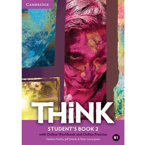 Think 2 Student's Book with Online Workbook and Online Practice (128 str.)