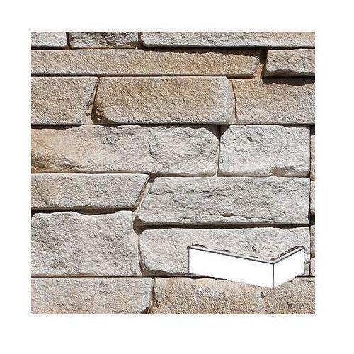 kamień dekoracyjny płytka kątowa alaska 2 desert 51x11cm opk. 1,32mb marki Stegu
