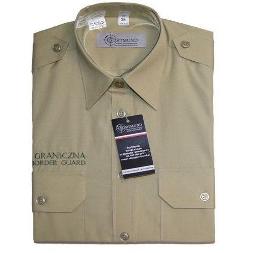 Koszula khaki Straży Granicznej