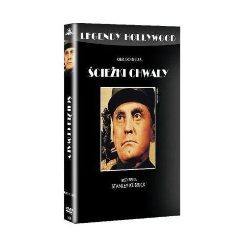 Ścieżki chwały (DVD) - Stanley Kubrick z kategorii Filmy wojenne